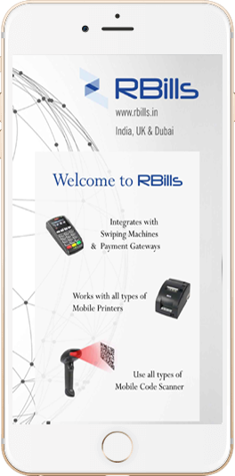 RBills Billing & POS Software